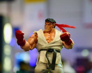 Street Fighter là game esport được yêu thích